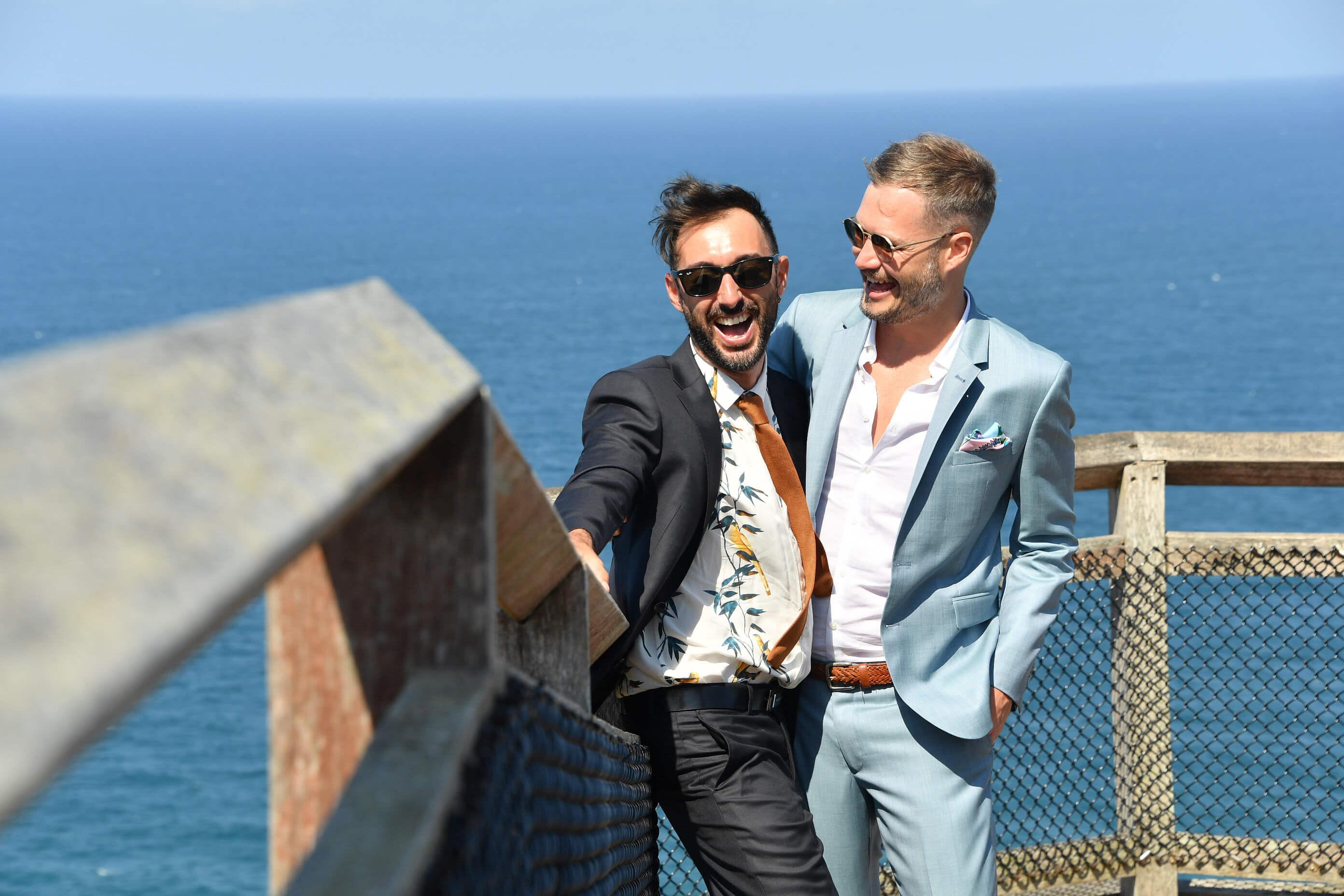 Same Sex Wedding Byron Bay