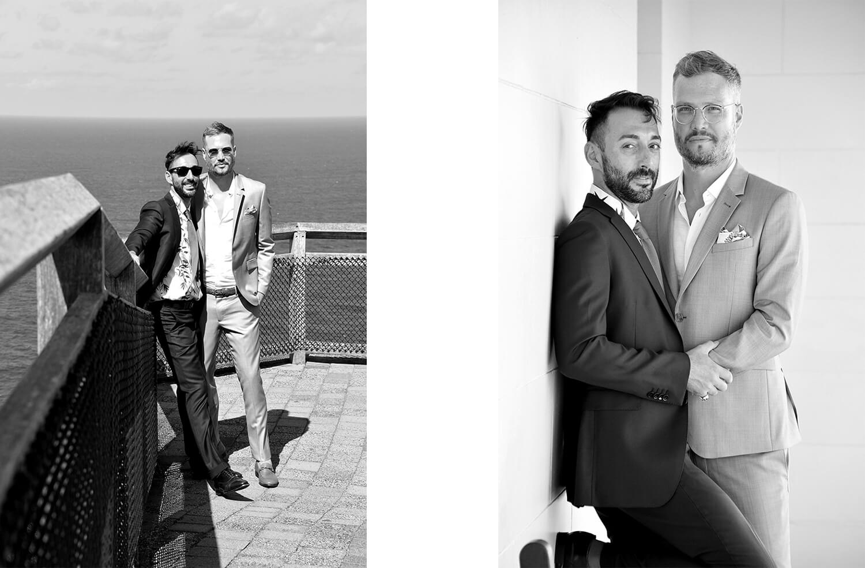Same Sex Marriage Beach Wedding